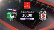 CANLI   Y. Denizlispor - Beşiktaş