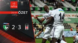 ÖZET | Y. Denizlispor 2-3 Beşiktaş