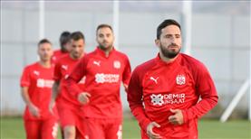 Sivasspor maç saatini bekliyor