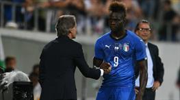 Mancini'den Balotelli yorumu