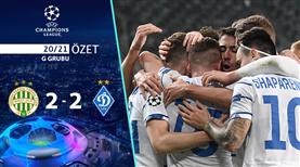 ÖZET   Ferencvaros 2-2 Dinamo Kiev