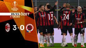 ÖZET   Milan 3-0 Sparta Prag