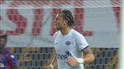 Trabzon'da goller yağmur gibi