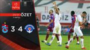 ÖZET | Trabzonspor 3-4 Kasımpaşa