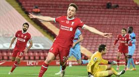 Liverpool pes etmedi, geri döndü