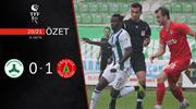 ÖZET   Giresunspor 0-1 Ümraniyespor