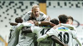 Beşiktaş - Y. Malatyaspor maçının notları