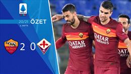 ÖZET | Roma 2-0 Fiorentina