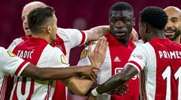 Ajax'tan Şampiyonlar Ligi'ne 17 kişilik kadro