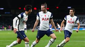 Bale, 3 dakikada galibiyeti getirdi