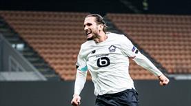 Avrupa Ligi'nde haftanın oyuncusu Yusuf Yazıcı