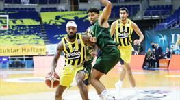 Fenerbahçe Beko galibiyet serisini sürdürdü
