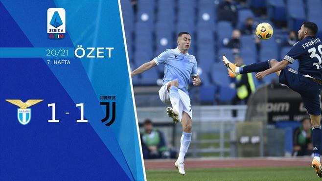 ÖZET | Lazio 1-1 Juventus