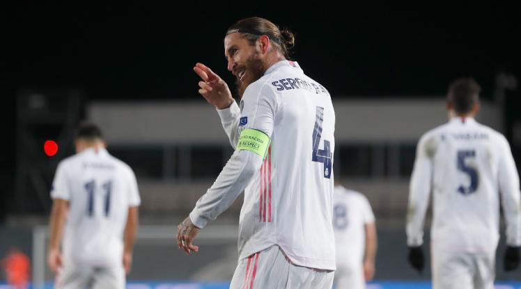 Zidane: Ramos tarihin en iyisi