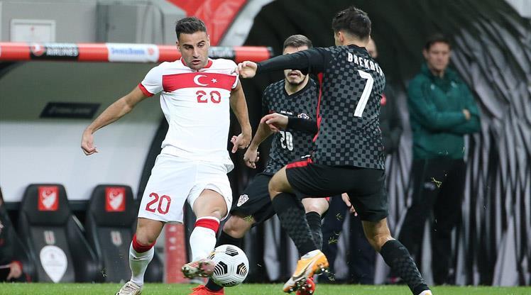 Türkiye 3-3 Hırvatistan