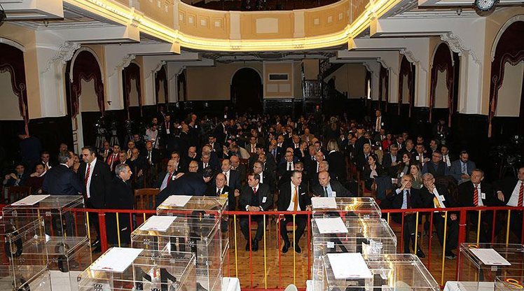 Galatasaray'dan seçim duyurusu
