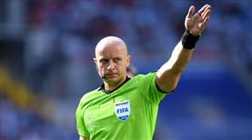 Türkiye-Rusya maçı Szymon Marciniak'ın
