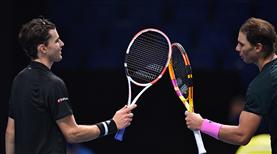 Thiem, Nadal'ı mağlup etti