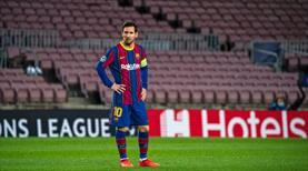 Lionel Messi isyan etti: