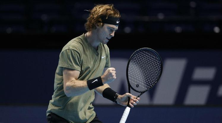 Rublev, ATP Finalleri'nde Thiem'i yendi