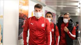Sivasspor'da 6 eksik