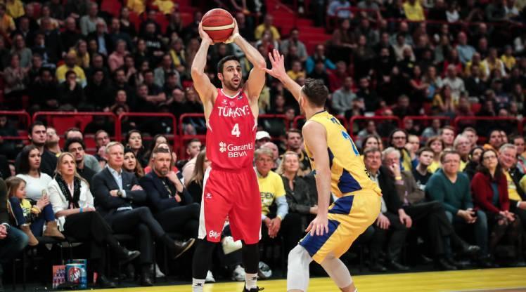 A Milli Basketbol Takımı'nın kadrosu açıklandı