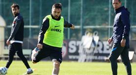 Gaziantep FK'da kupa mesaisi