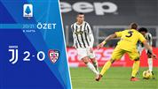 ÖZET   Juventus 2-0 Cagliari