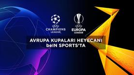 UEFA Avrupa Ligi'nde hangi maç, hangi kanalda?