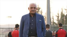 Gaziantep FK'de hedef Türkiye Kupası