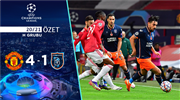 ÖZET | Manchester United 4-1 Başakşehir