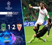 ÖZET | Krasnodar 1-2 Sevilla