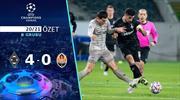 ÖZET   M'Gladbach 4-0 Shakhtar