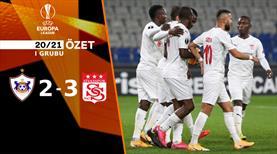 ÖZET | Karabağ 2-3 DG Sivasspor