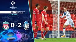 ÖZET | Liverpool 0-2 Atalanta