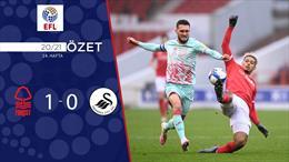 ÖZET   Nottingham Forest 1-0 Swansea City