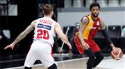 Galatasaray, Bahçeşehir'i zorlanmadan geçti