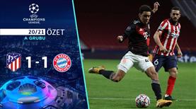 ÖZET | Atletico Madrid 1-1 Bayern Münih