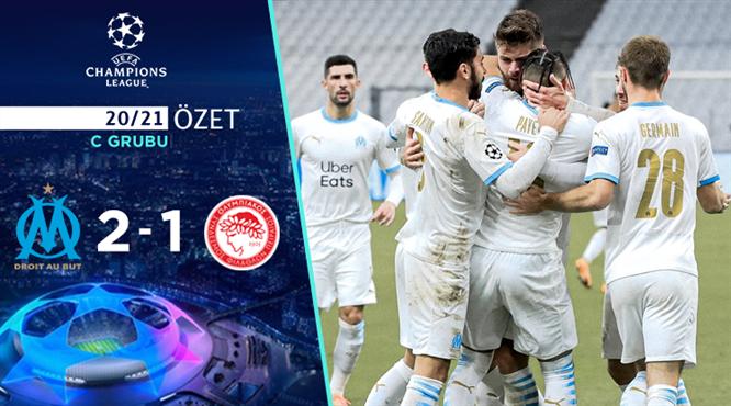 ÖZET   Marsilya 2-1 Olympiakos