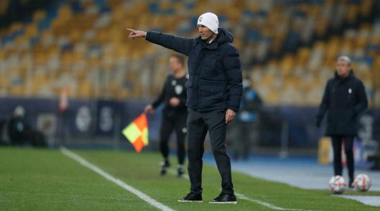 Zidane: İstifa etmeyeceğim