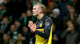 Haaland'dan Dortmund'a kötü haber