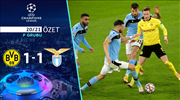 ÖZET   Borussia Dortmund 1-1 Lazio