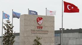 TFF'den Kasapoğlu'na geçmiş olsun mesajı