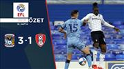 ÖZET | Coventry 3-1 Rotherham United