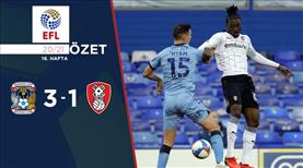 ÖZET   Coventry 3-1 Rotherham United