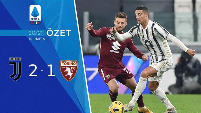 ÖZET   Juventus 2-1 Torino