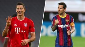 Robert Lewandowski'den Messi'ye övgü dolu sözler