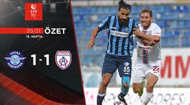 ÖZET | Adana Demirspor 1-1 Altınordu