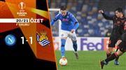 ÖZET   Napoli 1-1 Real Sociedad