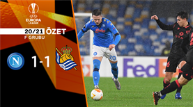 ÖZET | Napoli 1-1 Real Sociedad